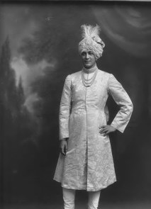 His Highness Mahraja Jitendra Narayan Bhup Bahadur of Cooch Behar