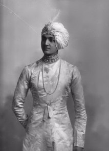 His Higness Maharaja Raj Rajendra Narayan Bhup Bahadur of Cooch-Behar