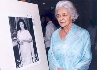 A Tribute to the Rajmata Gayatri Devi by Arisia on November 11, 2003.